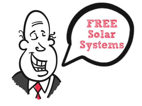 free solar energy systems